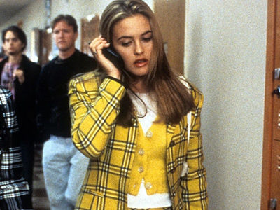 Alicia Silverstone Dresses In 'Clueless' Costume 22 YEARS Later -- and WOW!