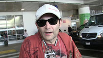 Corey Feldman Busted for Pot Before Show in Louisiana (UPDATE)