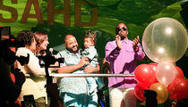 DJ Khaled Gives Asahd $100k Diamond Watch for 1st Birthday