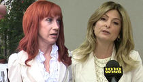 Kathy Griffin Cuts Ties with Lisa Bloom Over Trump Beheading Photo