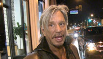 Mickey Rourke Feels Sorry for Weinstein, Not 'Piece of S***' Cosby