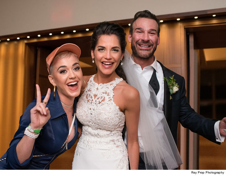 Katy perry wedding pictures