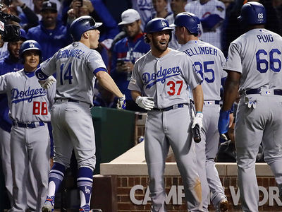 Los Angeles Dodgers, We Take Bows, Not Knees During World Series