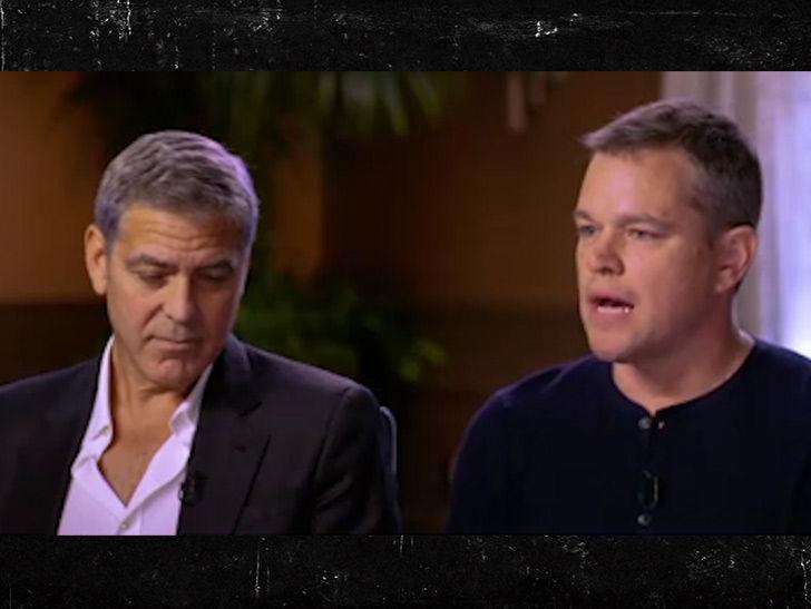 """Matt Damon Finally Talks About Harvey Weinstein ... 'I Knew He Was an A**hole, But ..."""""""