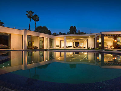 Justin Bieber's Beverly Hills Bachelor Pad is a $55k per Month Rental