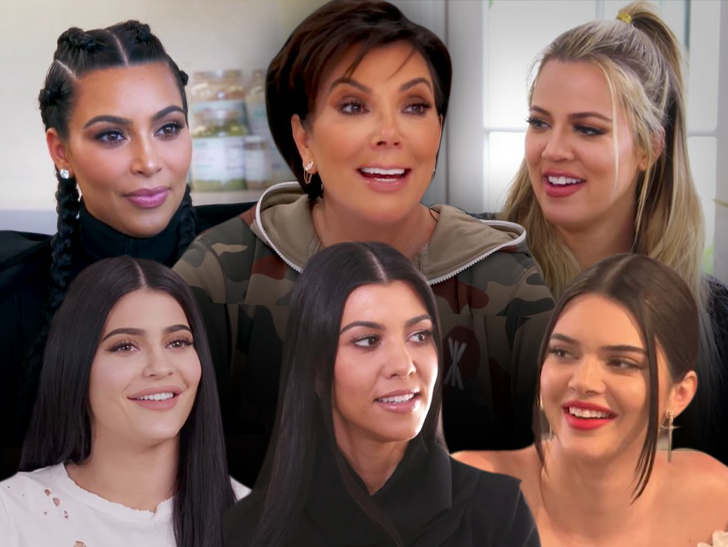 The Kardashians Renew Contract With E! For $150 Million!