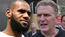 Michael Rapaport Claims LeBron James Dissed His Kids