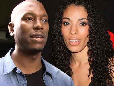 Tyrese's Ex Claims He's Spying on Her, She Fears Him at Times (UPDATE)