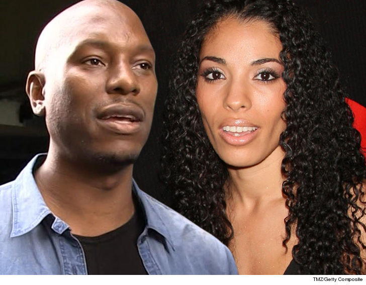 Tyrese Reportedly Checks Himself into Hospital With Chest Pains