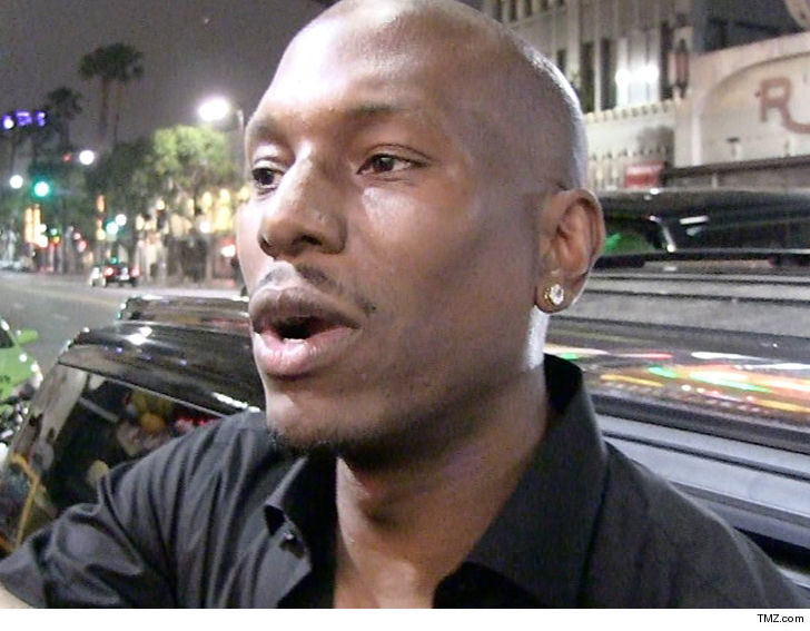 Tyrese Flies Banner Over Kid's School, Faces Charges