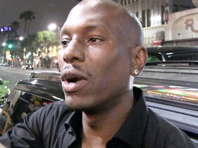 Tyrese's Ex-Wife Goes to Cops After He Flies Banner Over Daughter's School