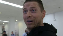 WWE's The Miz: My Fetus Hit the Genetic Lottery!