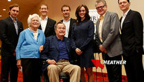 Actress Claims Sexual Assault By President George H.W. Bush