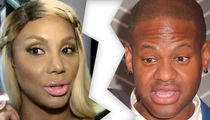 Tamar Braxton Files for Divorce (UPDATE)