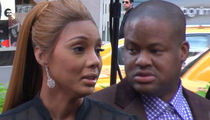 Tamar Braxton Divorce, Our Kid Should Live with Me