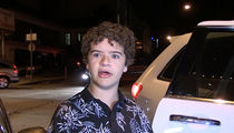 'Stranger Things' Star Gaten Matarazzo is Very Anti-Spoilers for Season 2