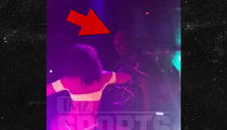 Lamar Odom Parties at L.A. Strip Club