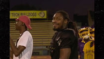 Marshawn Lynch's High School Practice Violated State Rules, Officials Investigating