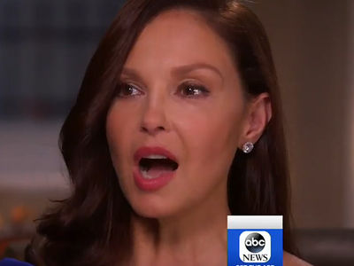 Ashley Judd Says She'd Tell Harvey Weinstein, You're Sick But I Love You
