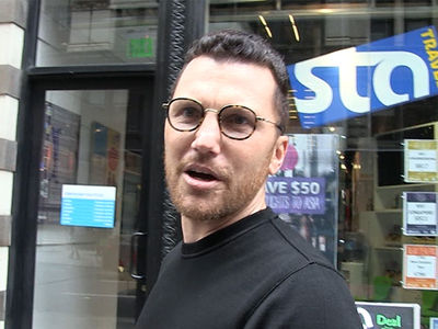 Ex-NHL Star Sean Avery: Coffee Date With Martin Brodeur? Not Happenin'