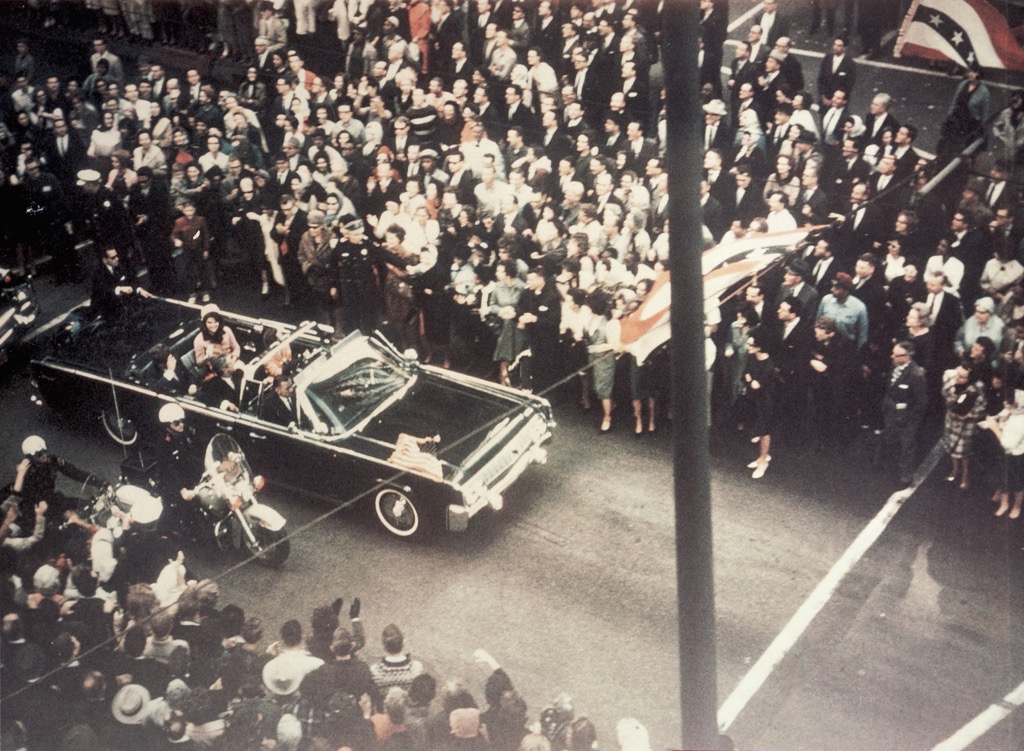 the death of john f kennedy as a result of a conspiracy