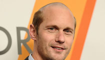 Alexander Skarsgard's Shocking New Haircut