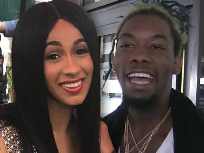 Migos' Offset Proposes to Cardi B