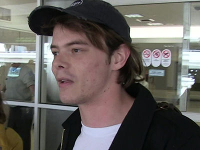 'Stranger Things' Star Charlie Heaton Busted with Cocaine at LAX