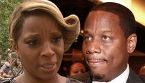Mary J. Blige Demands $6 Mil from Estranged Husband