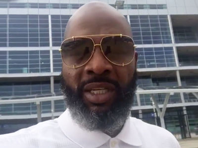 Odell Beckham's Dad Had Loaded Gun, Weed & Scale During Arrest