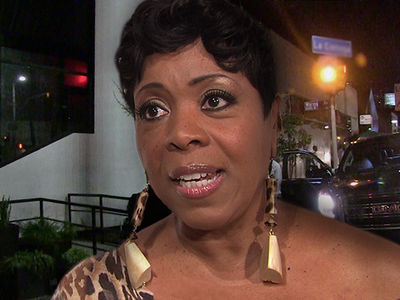 Steve Harvey's Sidekick Shirley Strawberry Sued for Being Deadbeat Tenant