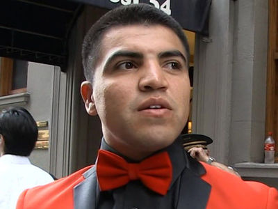 Victor Ortiz Pleads Guilty In DUI Case