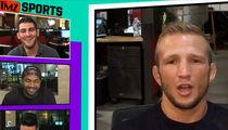 Cody Garbrandt Needs a Prostitute Emoji, Says UFC Rival T.J. Dillashaw