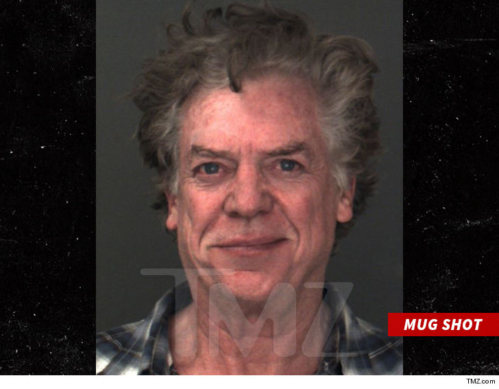 Christopher McDonald Busted for DUI ... Plays Celebrity Card