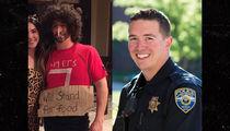 Colin Kaepernick Mocked By Univ. Of Nevada Reno Cop at Halloween Party