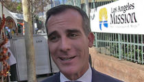 L.A. Mayor Eric Garcetti Seriously Considering 2020 Presidential Run