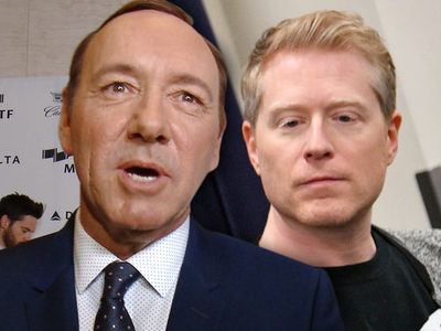 Kevin Spacey Accused of Trying to Molest 14-Year-Old Actor Anthony Rapp