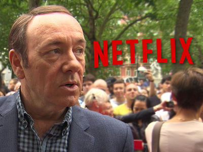Netflix Issues Statement on Kevin Spacey, 'Deeply Troubled' By Allegations