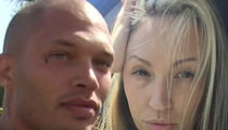 Jeremy Meeks' Ex Demands Child Support from Big-Headed 'Playboy'