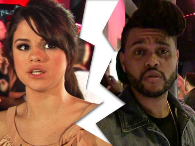 Selena Gomez and The Weeknd Have Split