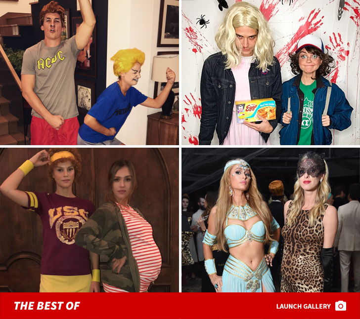 Top 100 Halloween Costumes of 2017 -- Scary Good! | TMZ.com