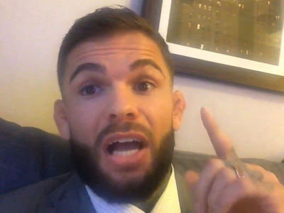 Cody Garbrandt Prepping Michael Jackson Dance Moves for Dillashaw Fight