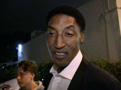 Scottie Pippen Makes Offensive Comments About World Series