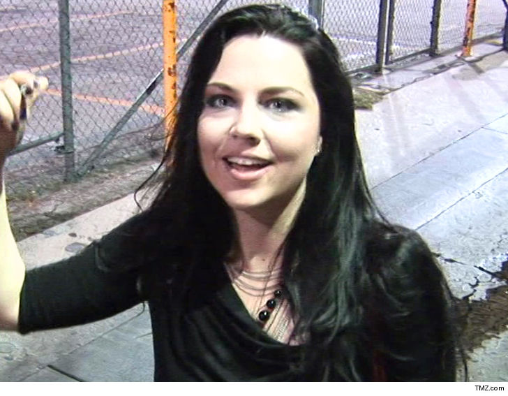 Amy Lee of Evanescence Nude Fakes - Naked