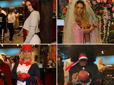 TMZ's Halloween 2017 Was Scary Good