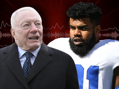 Jerry Jones: Zeke's a Victim of 'Over-Correction' For Ray Rice Suspension