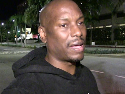 Tyrese Says He's Not Going Crazy, Just Desperate and Broke