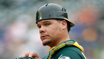 Cops: Bruce Maxwell Cussed Out, Berated Officers During Gun Arrest
