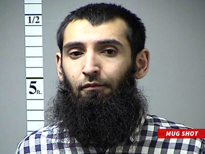 NYC Terrorist Wanted to Fly ISIS Flag in Hospital Room
