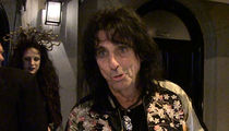 Alice Cooper: Kershaw to Close Game 7? Big Unit Did It.